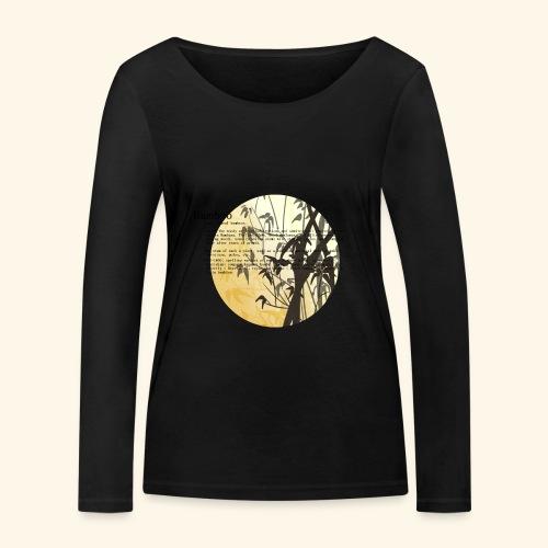 Bamboo - Ekologisk långärmad T-shirt dam från Stanley & Stella