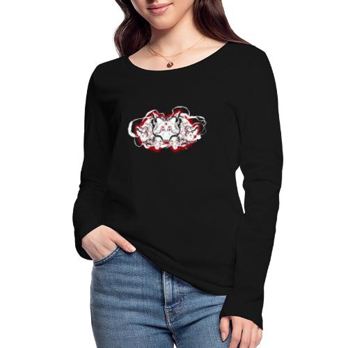 Arauc'Honaya - T-shirt manches longues bio Stanley & Stella Femme