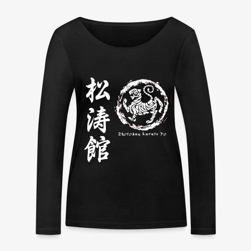SHOTOKAN KARATE DO - T-shirt manches longues bio Stanley & Stella Femme