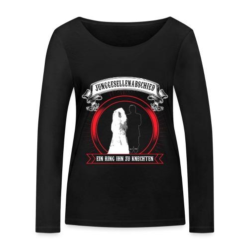 Help ME - Frauen Bio-Langarmshirt von Stanley & Stella