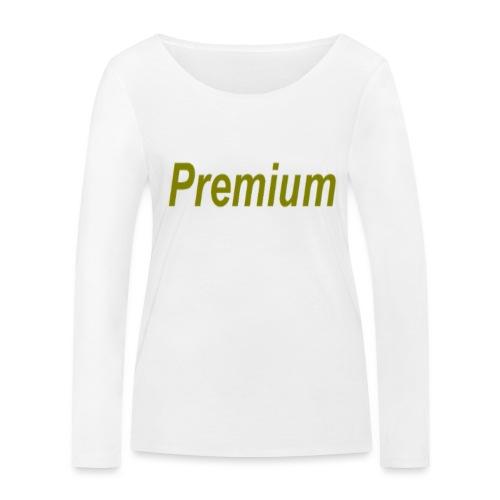Premium - Women's Organic Longsleeve Shirt by Stanley & Stella