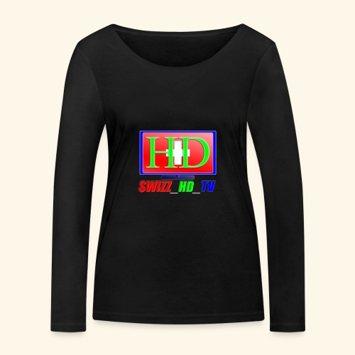 SWIZZ HD TV - Frauen Bio-Langarmshirt von Stanley & Stella