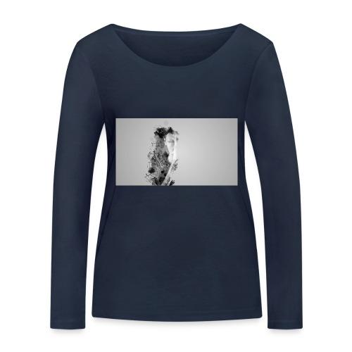 Art et Design - T-shirt manches longues bio Stanley & Stella Femme