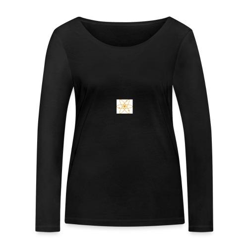 espace - T-shirt manches longues bio Stanley & Stella Femme