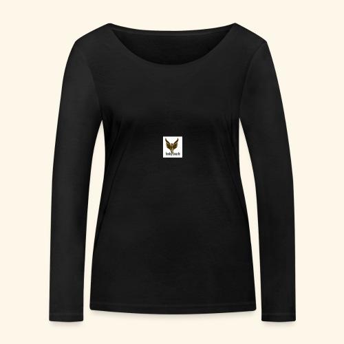 feeniks logo - Stanley & Stellan naisten pitkähihainen luomupaita