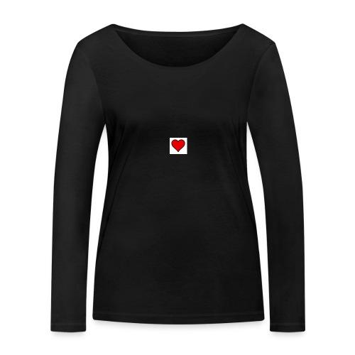 th 2 jpg - T-shirt manches longues bio Stanley & Stella Femme