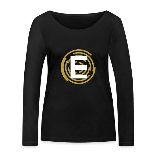 E-Campionato Semplice - Maglietta a manica lunga ecologica da donna di Stanley & Stella