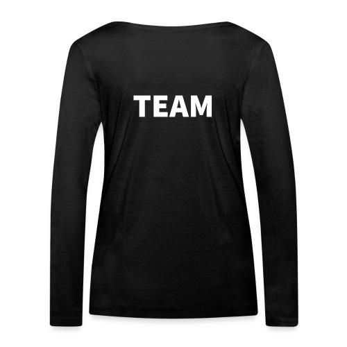 Welcome Team Sortiment - Frauen Bio-Langarmshirt von Stanley & Stella