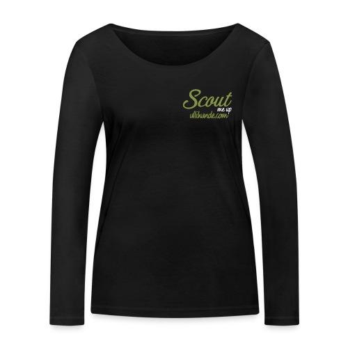 Scout me up - Frauen Bio-Langarmshirt von Stanley & Stella