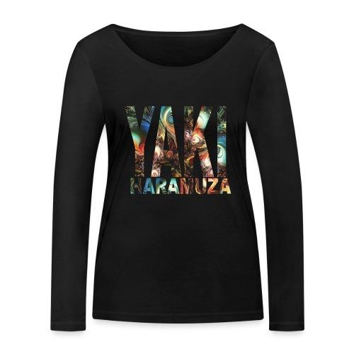 YAKI HARAMUZA BASIC HERR - Ekologisk långärmad T-shirt dam från Stanley & Stella