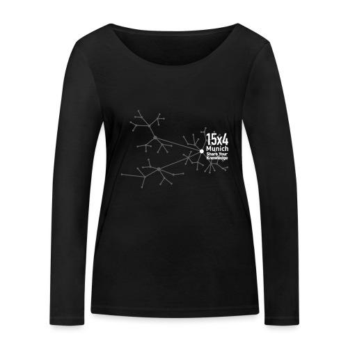 Neurons - Frauen Bio-Langarmshirt von Stanley & Stella