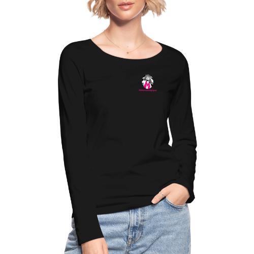 Mélonostalgique - T-shirt manches longues bio Stanley & Stella Femme