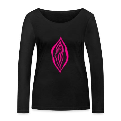 Girlpower Sacred Sisterhood Sacred Feminine Wild - Women's Organic Longsleeve Shirt by Stanley & Stella