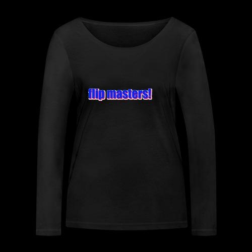 sappig - Vrouwen bio shirt met lange mouwen van Stanley & Stella