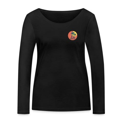 ECO BEACH - Frauen Bio-Langarmshirt von Stanley & Stella