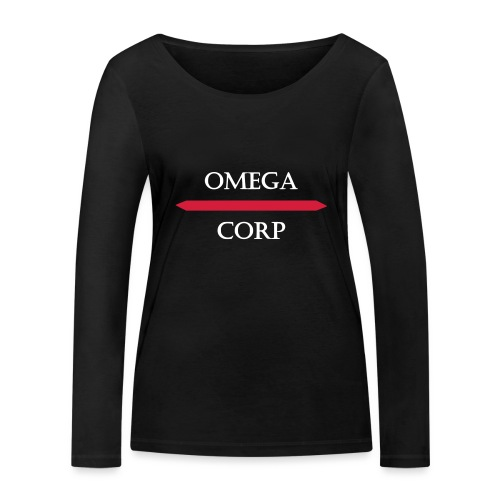 Omega Corp - T-shirt manches longues bio Stanley & Stella Femme