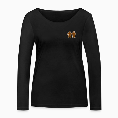 Pepperkake pride! - Women's Organic Longsleeve Shirt by Stanley & Stella
