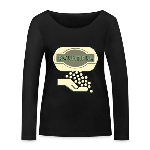 Bontifull - Women's Organic Longsleeve Shirt by Stanley & Stella