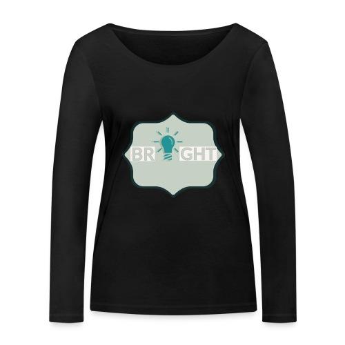 bright - Women's Organic Longsleeve Shirt by Stanley & Stella