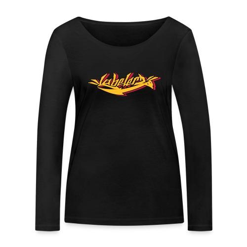 Labelerz Three - Frauen Bio-Langarmshirt von Stanley & Stella