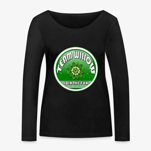 TEAM WILLOW - Women's Organic Longsleeve Shirt by Stanley & Stella
