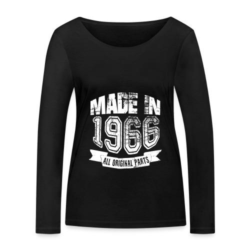 Made in 1966 - Camiseta de manga larga ecológica mujer de Stanley & Stella