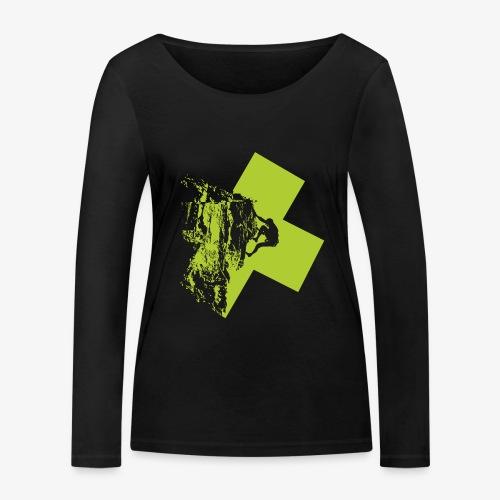 Escalando - Women's Organic Longsleeve Shirt by Stanley & Stella