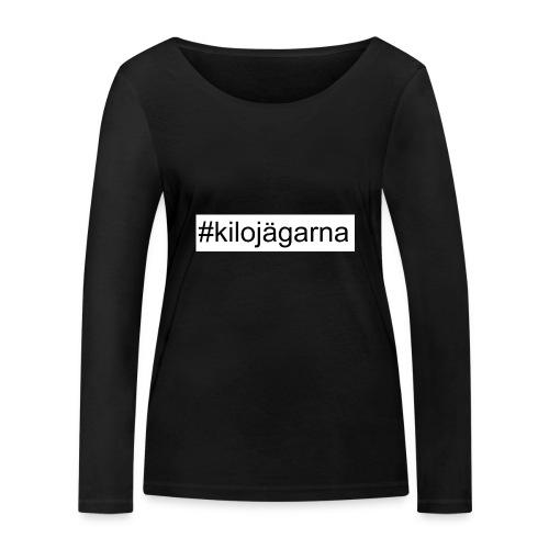 #kilo - Ekologisk långärmad T-shirt dam från Stanley & Stella