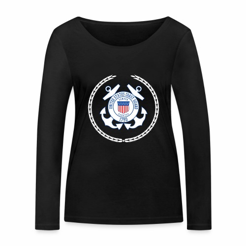 Coast Guard 1790 - Frauen Bio-Langarmshirt von Stanley & Stella