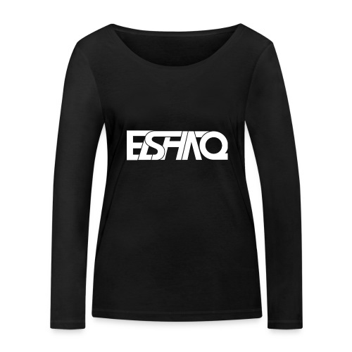 elshaq white - Women's Organic Longsleeve Shirt by Stanley & Stella