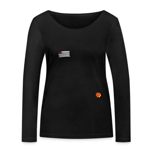 Skiirtt Skirrrt Shirrrt... - Vrouwen bio shirt met lange mouwen van Stanley & Stella