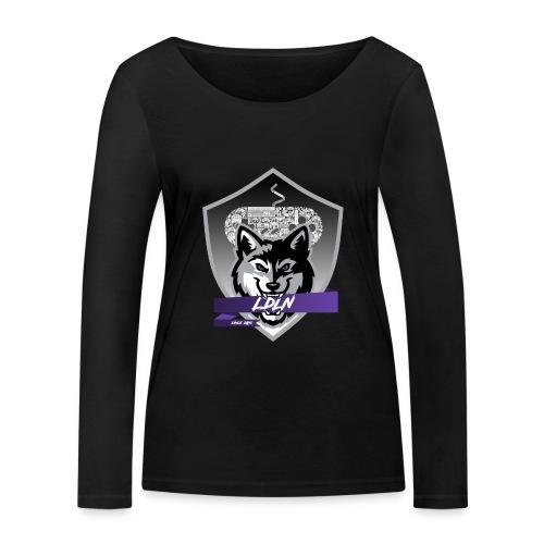 Le logo de la Légion de la Nuit - T-shirt manches longues bio Stanley & Stella Femme