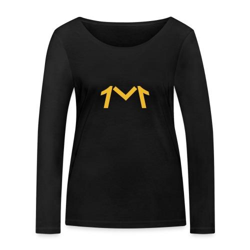 1M, LE LOGO DE L'UNIVERS - T-shirt manches longues bio Stanley & Stella Femme