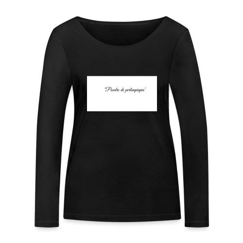 Happy - T-shirt manches longues bio Stanley & Stella Femme