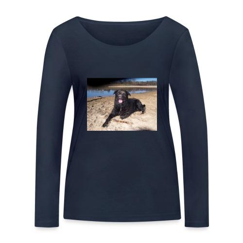 Käseköter - Women's Organic Longsleeve Shirt by Stanley & Stella