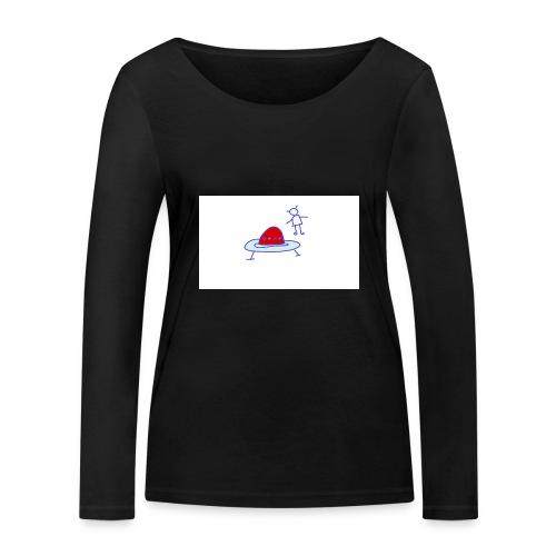 Project 3 - Camiseta de manga larga ecológica mujer de Stanley & Stella