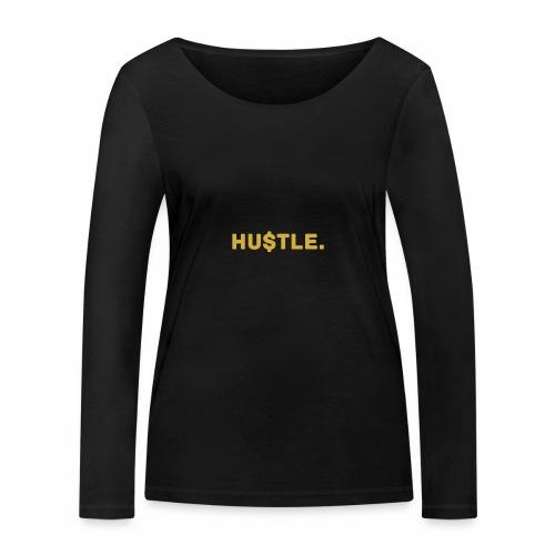 Millionaire. X HU $ TLE - Women's Organic Longsleeve Shirt by Stanley & Stella