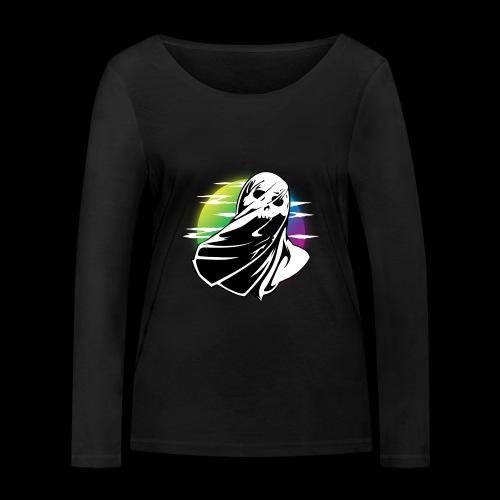 MRK24 - Women's Organic Longsleeve Shirt by Stanley & Stella