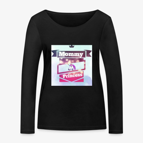 Mommy & Princess - Frauen Bio-Langarmshirt von Stanley & Stella