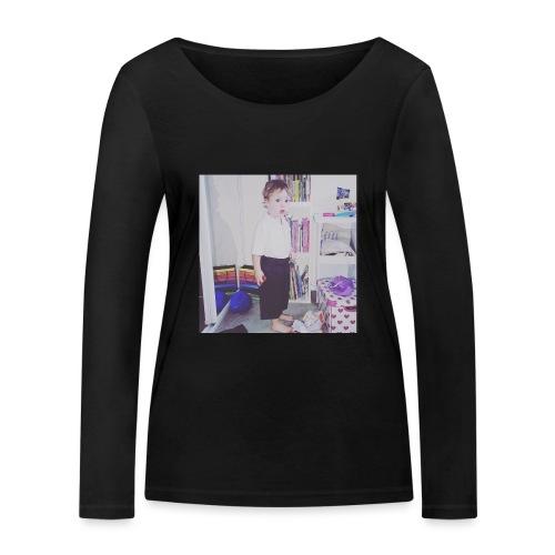 IMG 0943 - Women's Organic Longsleeve Shirt by Stanley & Stella
