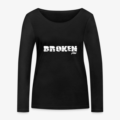 broken plus - T-shirt manches longues bio Stanley & Stella Femme