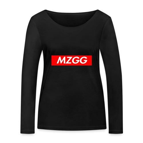 MZGG FIRST - Ekologisk långärmad T-shirt dam från Stanley & Stella