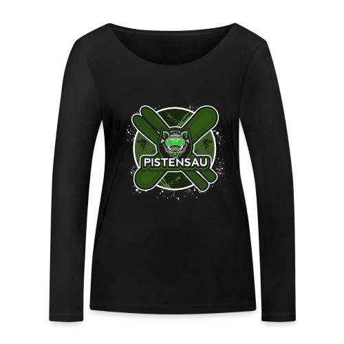 PistenSau NuClear - Frauen Bio-Langarmshirt von Stanley & Stella