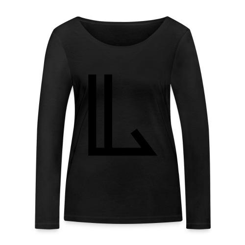 L - Women's Organic Longsleeve Shirt by Stanley & Stella