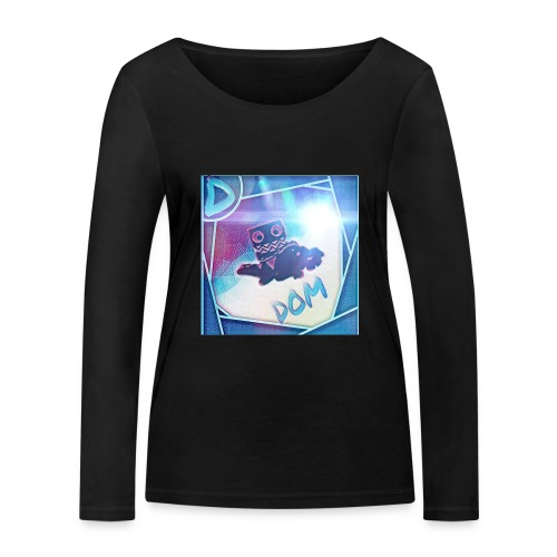 DOM - Women's Organic Longsleeve Shirt by Stanley & Stella