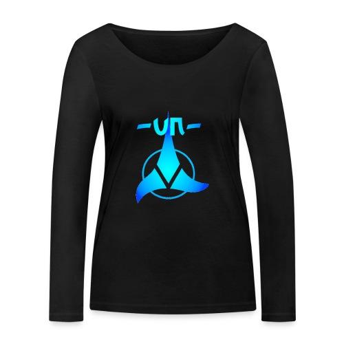 UNNICK Logo - Frauen Bio-Langarmshirt von Stanley & Stella