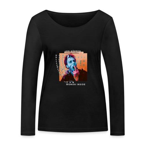 SHIRT4 - Frauen Bio-Langarmshirt von Stanley & Stella