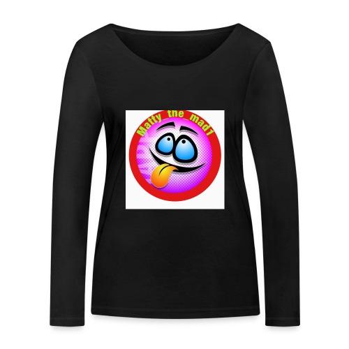 5D14BC46 196E 4AF6 ACB3 CE0B980EF8D6 - Women's Organic Longsleeve Shirt by Stanley & Stella