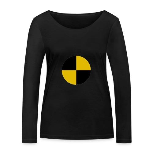 crash test - Women's Organic Longsleeve Shirt by Stanley & Stella