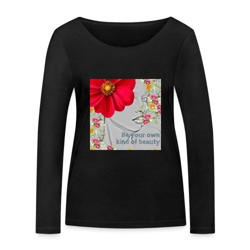 Girly - T-shirt manches longues bio Stanley & Stella Femme